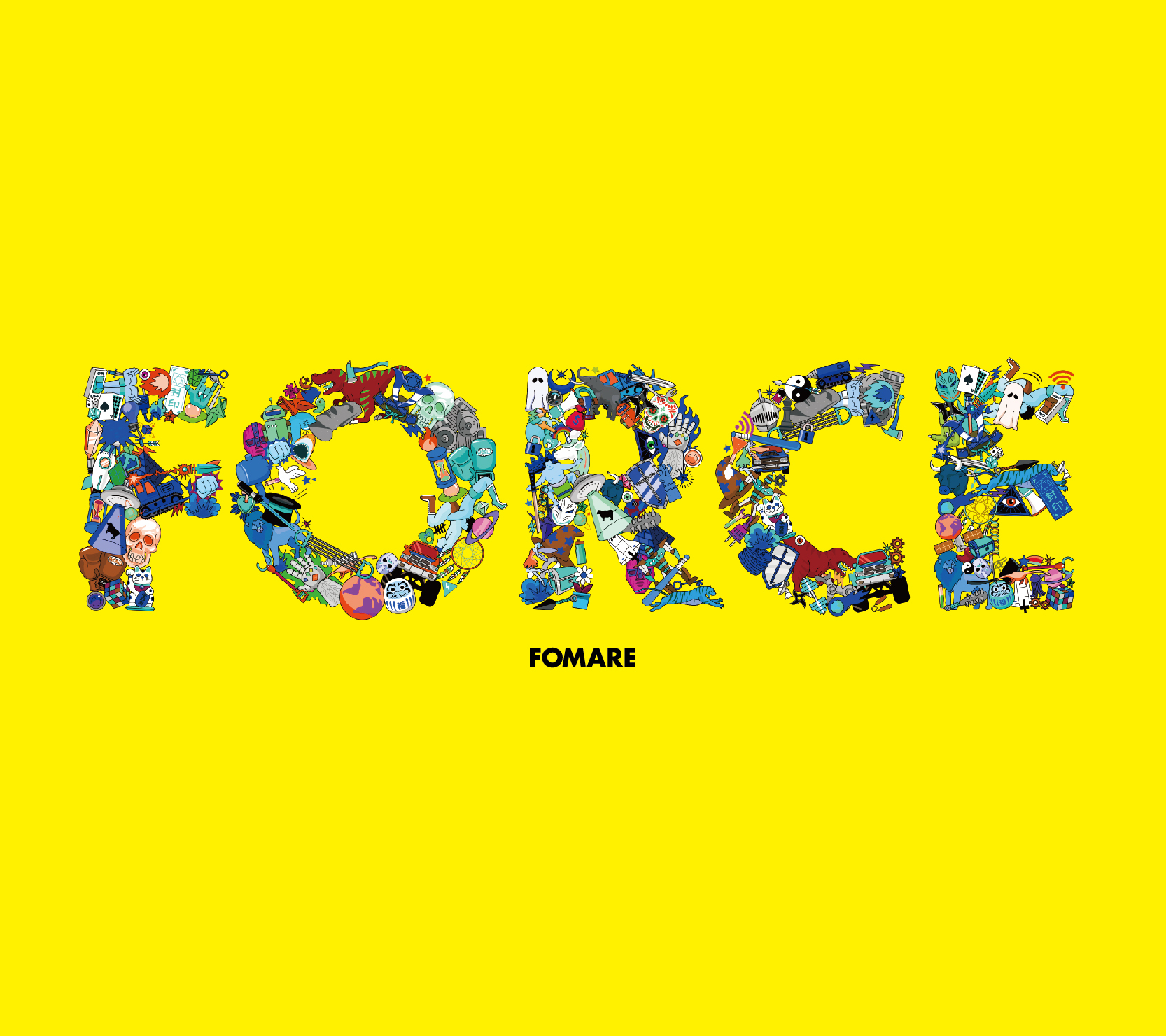 『FORCE』