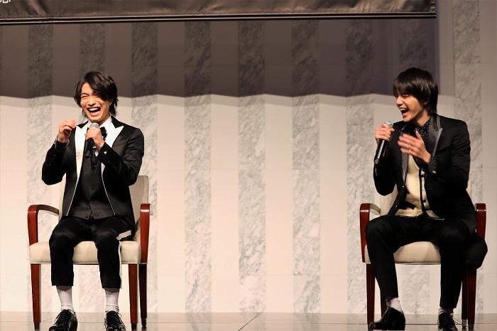 岸さんと神宮寺さんの喋りに笑いが止まらない那須さんと岩﨑さん