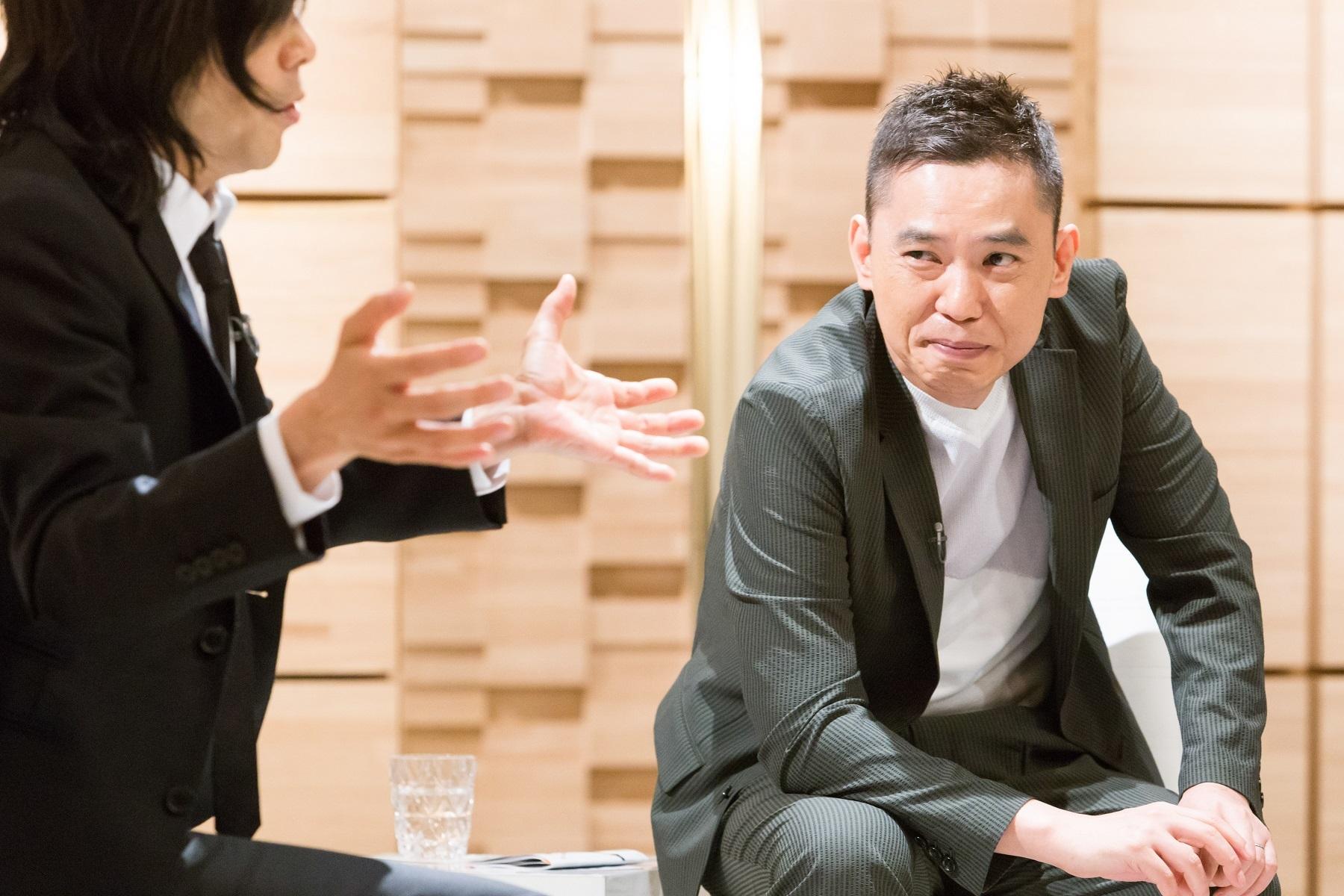 エレファントカシマシ・宮本浩次、爆笑問題・太田光