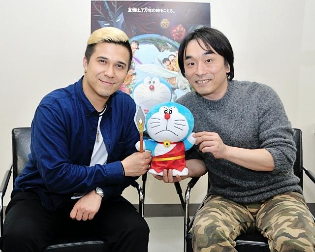 関智一さん&木村昴さんに聞く『ドラえもん 新・のび太の日本誕生』