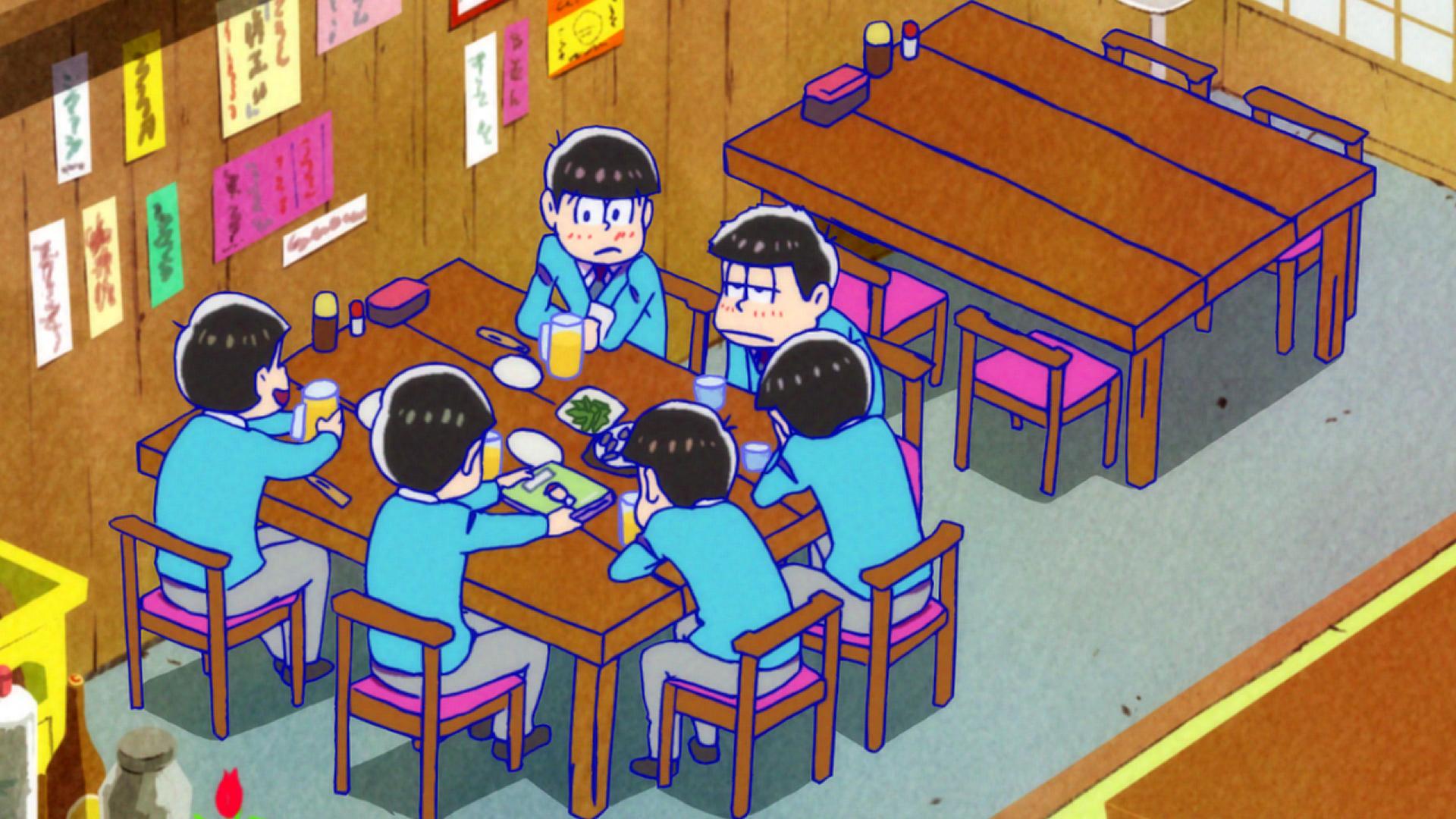 アニメ おそ松さん 居酒屋シーンを再現 東京 池袋に さが松り