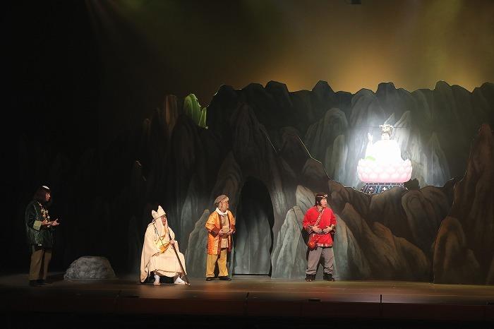 『芸道45周年細川たかし特別公演 35周年ダチョウ倶楽部一座旗揚げ公演』