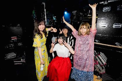 赤い公園の新ボーカルとして元アイドルネッサンスの石野理子が加入