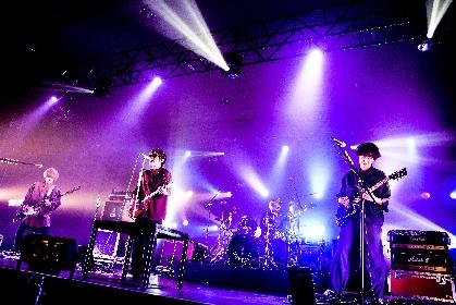 KEYTALK『START UP!!-ロックの春2021-』ライブレポートーー屋内を真夏のビーチに! サマーソングで夏を先取り