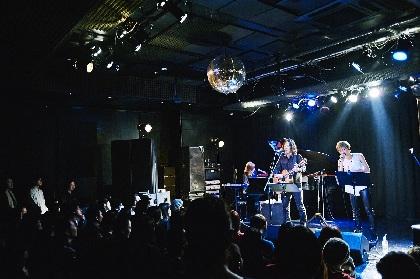 ハルカトミユキ 12年越しの夢叶いTHE BACK HORN山田将司と競演&サプライズカバーに感激