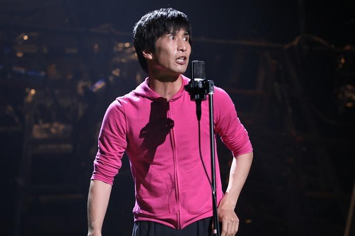 永島敬三 (撮影:和田咲子)