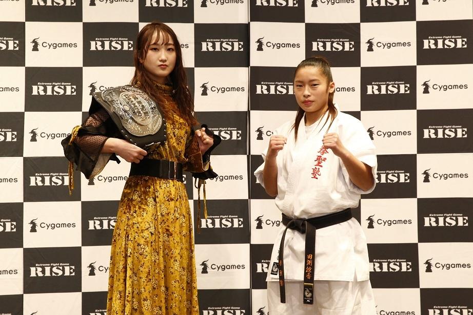 寺山日葵は新鋭の空手家・田渕涼香を逆指名した