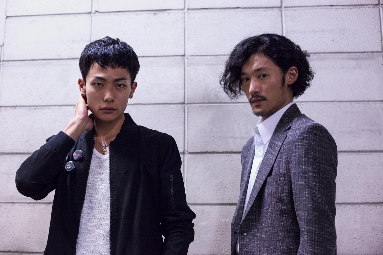 左から、田中俊介、淵上泰史 (C)2017「ダブルミンツ」製作委員会 (C)中村明日美子/茜新社