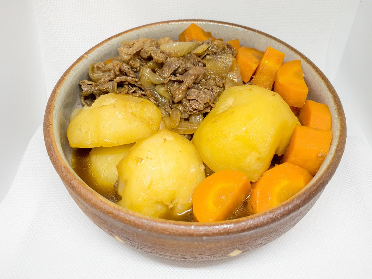 記者も実際に配信に合わせて肉じゃがを製作。絶妙の煮込み加減とほどよい甘みの味わいが絶品の仕上がりになったので、ぜひみなさんも公式レシピで試してみてほしい!
