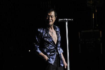 矢沢永吉が大阪城ホール公演&ディナーショーBD/DVDを同時発売、10月からは全国ツアーも