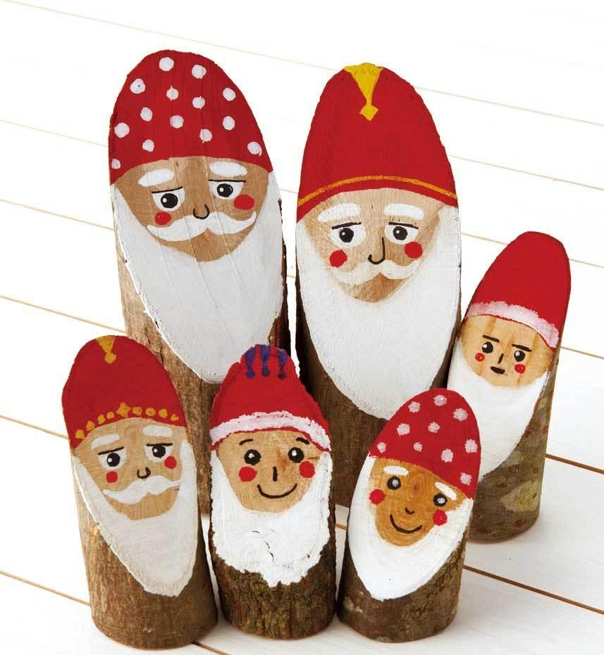 北欧の妖精トントゥと過ごすクリスマス