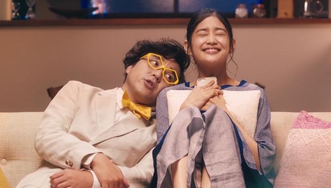 『ピッコマ』CMシリーズ第二弾「続・恋するアプリ」篇