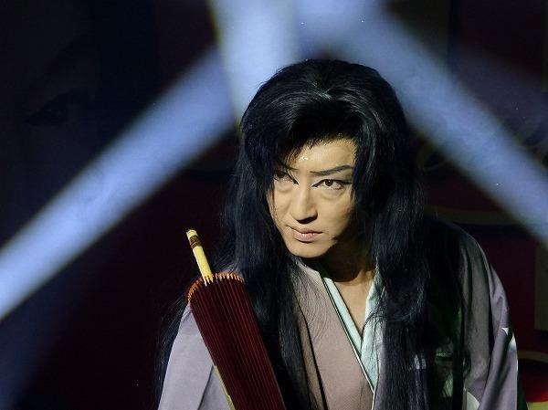 澤村心座長 熱い舞台をしながらも、常に心は冷静でいるという。