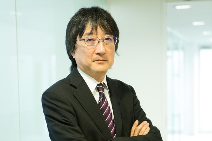 堀義貴・株式会社ホリプロ代表取締役社長 (撮影:敷地沙織)