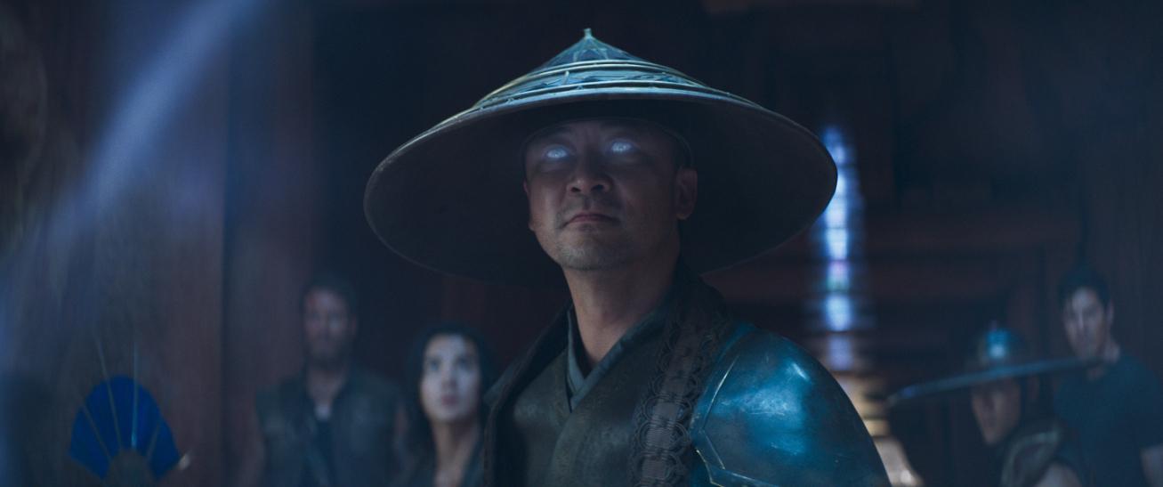 ライデン(浅野忠信) (C)2021 Warner Bros. Entertainment Inc. All Rights Reserved IMAX(R)is a registered trademark of IMAX Corporation.