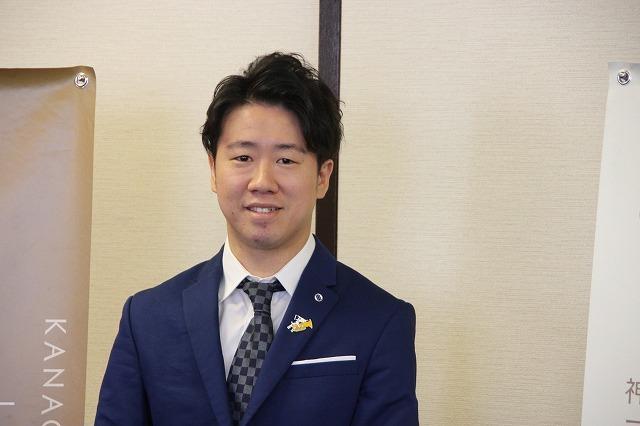 常任指揮者・川瀬賢太郎
