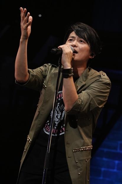 下野紘さんSPステージ「ONE CHANCE」公式レポート到着