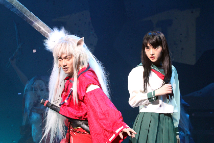 ゴールデンボンバー喜矢武 豊が犬夜叉を熱演「今が一番羽が生えている」
