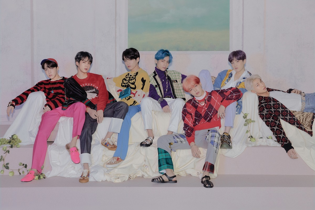 BTS  写真提供:「Big Hit Entertainment」