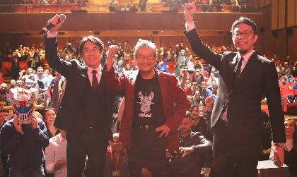 『劇場版 マジンガーZ / INFINITY』 邦画アニメーションでは異例の 『ローマ国際映画祭』で世界最速上映ワールドプレミア実施
