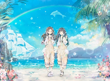 "ClariS、パシフィコ横浜ライブの""新ビジュアル""を解禁 9月には初の写真集も発売に"