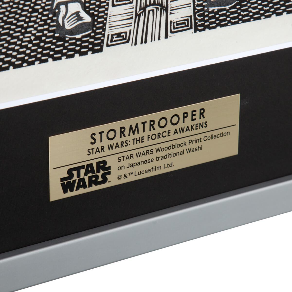 STORMTROOPER™(ストームトルーパー) (C)& TM Lucasfilm Ltd.