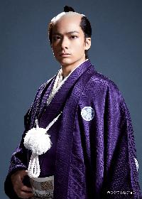 小澤廉の将軍・徳川家茂姿が解禁! 本人コメントも到着した、音楽活劇『SHIRANAMI』