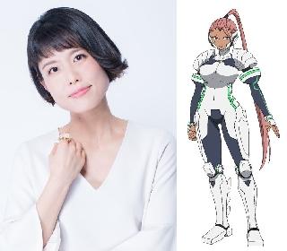 沢城みゆきのコメント到着 最後の四煌星ヴァルキリー役で『EDENS ZERO』第18話より登場