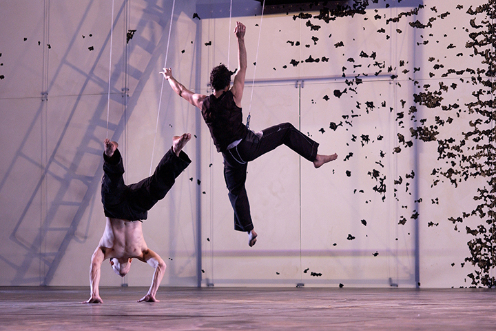 パーセル《ディドとエネアス》ベルリン国立歌劇場公演より (c)Sebastian Bolesch
