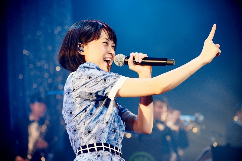 Negicco『SPRING 2017 TOUR~ライブハウスのネギ~』撮影=草場雄介