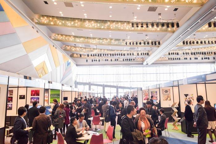 商談で賑わうANIME JAPANビジネスブース
