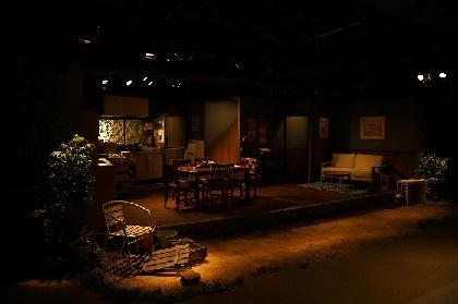 TAAC『犇犇』が開幕 鈴木勝大・タカイアキフミのコメント&舞台写真が到着