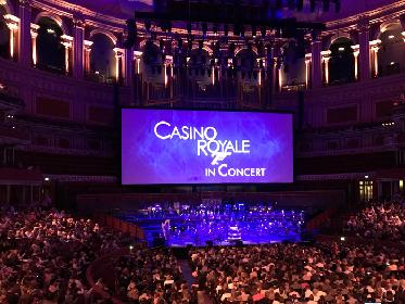 世界的大人気映画「007」を迫力の大スクリーンとフルオーケストラの生演奏で堪能するコンサート、まもなく開催!