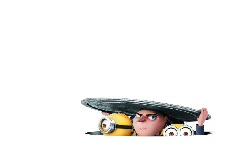 『怪盗グルーのミニオン大脱走』  (C)2017 Universal Studios. ALL RIGHTS RESERVED