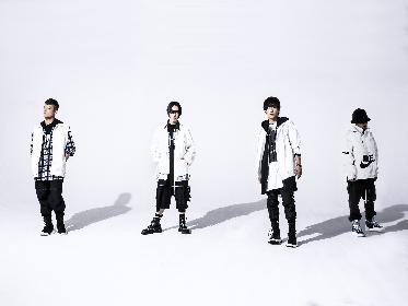 SPYAIR デビュー10周年で新ビジュアル公開&11月にシングルCD発売決定 最新ライブ映像もYouTubeで公開