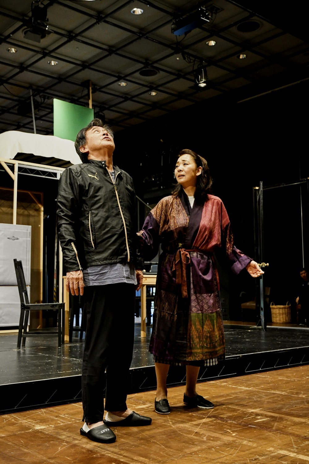KAAT神奈川芸術劇場プロデュース『セールスマンの死』 撮影:細野晋司