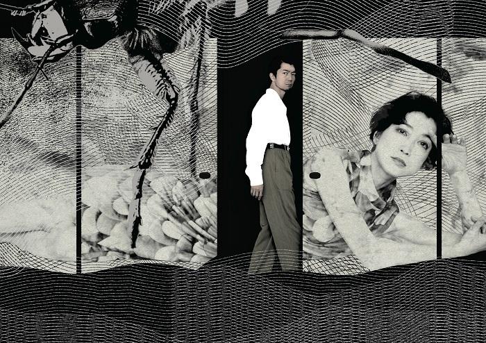 ケムリ研究室 no.2『砂の女』メインビジュアル