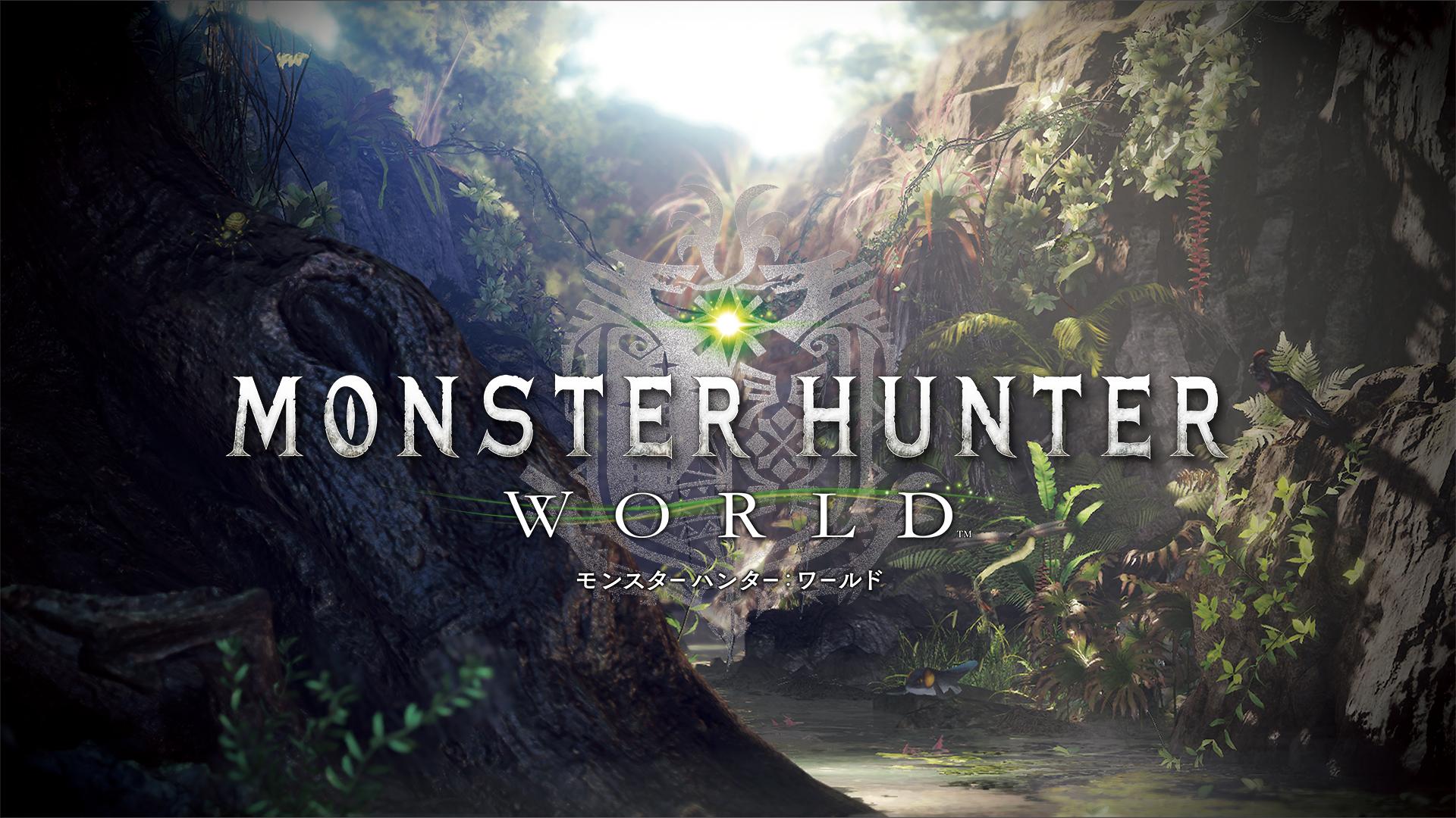 MONSTER HUNTER: WORLD(モンスターハンターワールド) ©CAPCOM CO., LTD. ALL RIGHTS RESERVED.