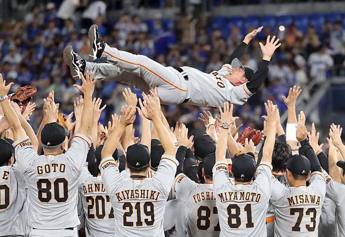 5年ぶり37回目のリーグ優勝を決めた読売ジャイアンツ。『2019 クライマックスシリーズ セ』のファイナルステージは10月9日(水)より始まる