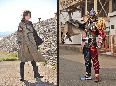 『劇場版 仮面ライダージオウ』に斉藤秀翼とパパイヤ鈴木が出演 劇場版オリジナルライダーに変身も
