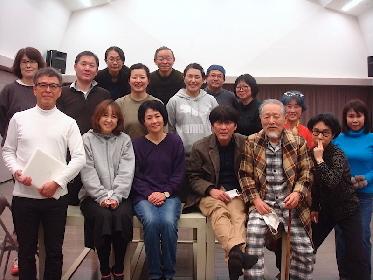 「半沢直樹」俳優として大ブレイクした佃典彦が、長年にわたり指導・演出する市民劇団〈座☆NAGAKUTE〉公演がまもなく「長久手市文化の家」で