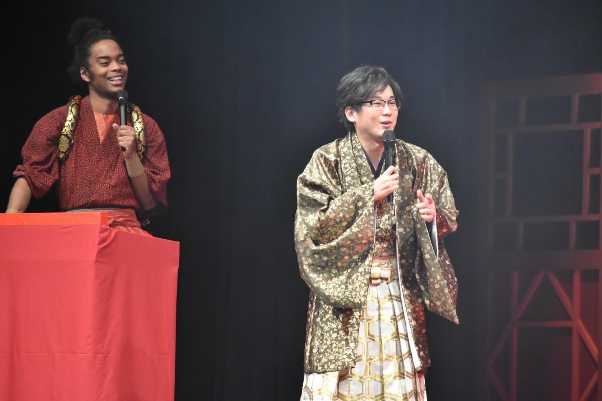 『もっと歴史祭』<夜の部>舞台祭