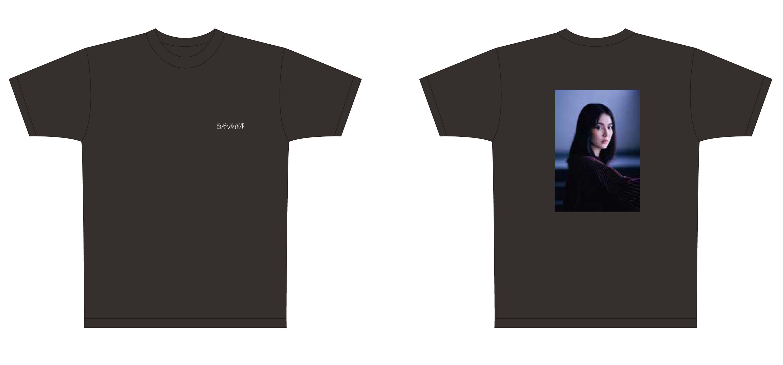 『MASAMI NAGASAWA PHOTO EXHIBITION ビューティフルマインド』ロゴ刺繍Tシャツ(2種) 各4,950円