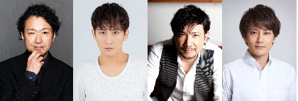 成河、別所哲也、小西遼生ら出演 白井晃演出でトルストイの名作『ある馬の物語』を上演