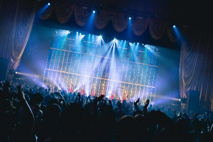 BiSH 初ホールツアー開幕! ニューシングル「stereo future」にはZEPPフリーライブの音源も収録
