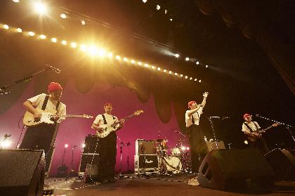 音楽を心から愛しまた音楽に愛されるバンドnever young beach ーー中野サンプラザ追加公演をレポート