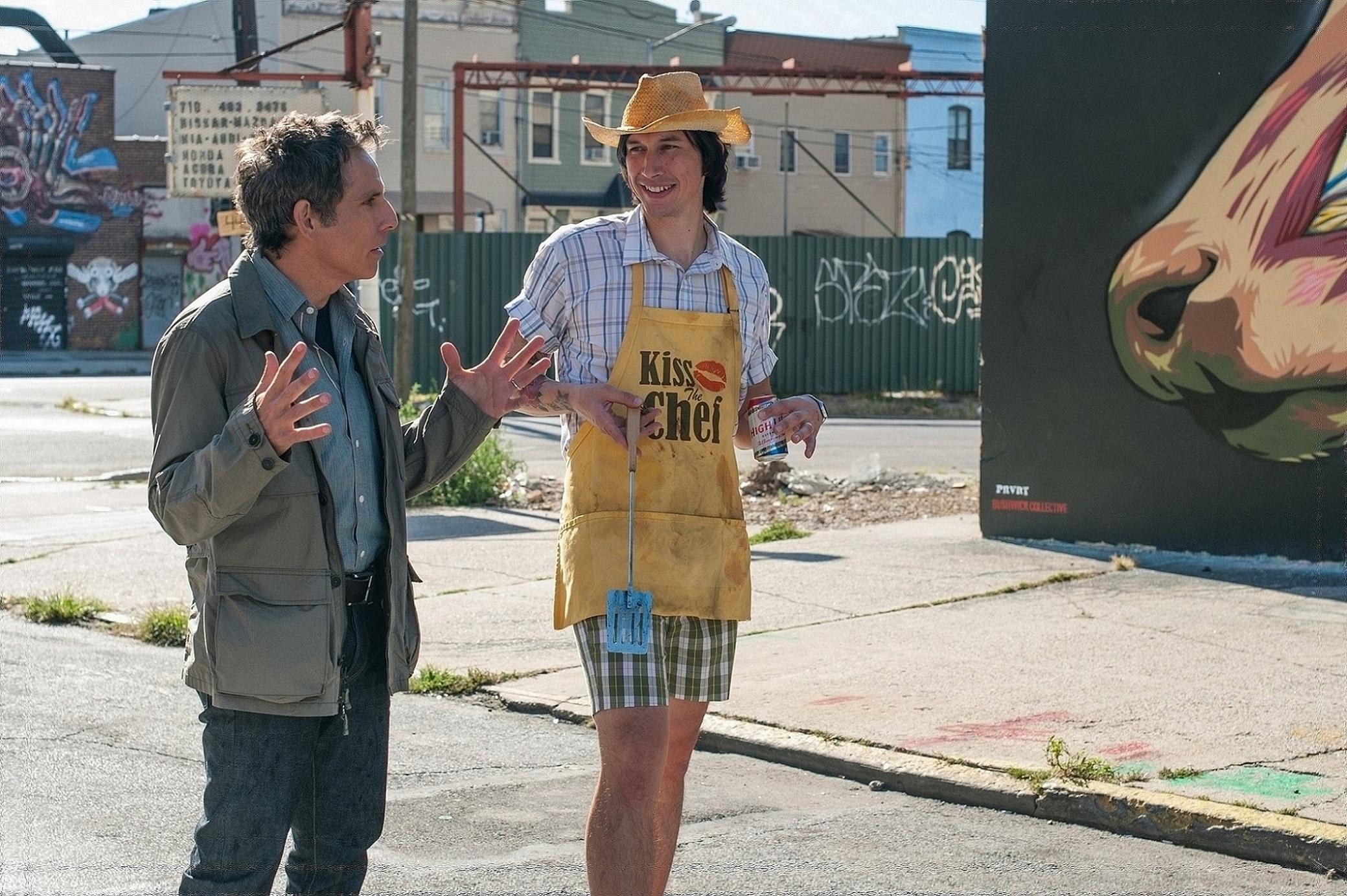 『ヤング・アダルト・ニューヨーク』 © 2014 InterActiveCorp Films, LLC.