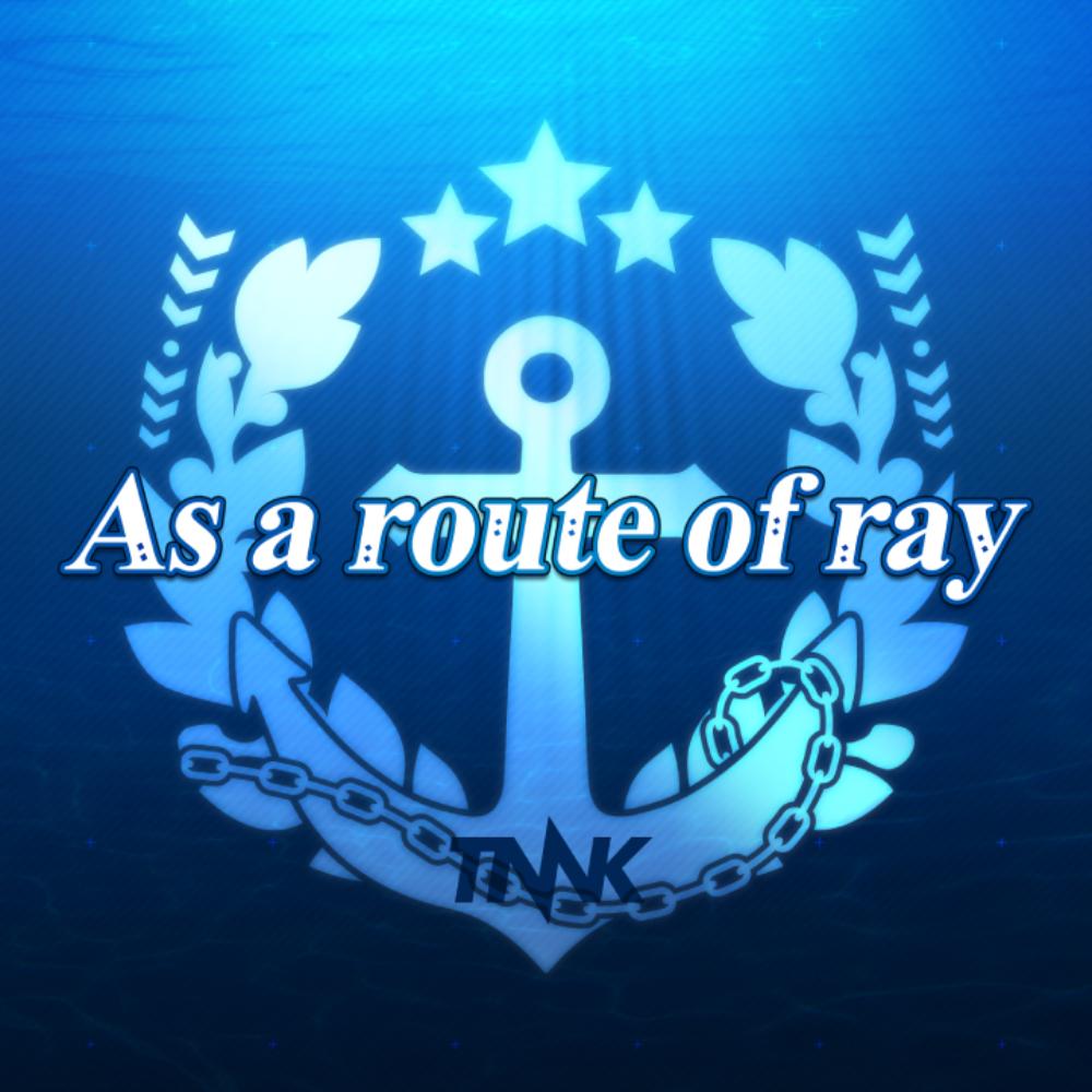 西川貴教_As a route of ray_配信ジャケット