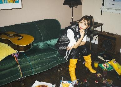 竹内アンナ、3作連続セルフカバー企画第二弾は夏ソング「SUNKISSed GIRL -Acoustic Vacation-」 第三弾楽曲も発表に