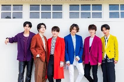 TFG、赤澤遼太郎が卒業を発表 6名でのラスト公演となる配信ライブを開催